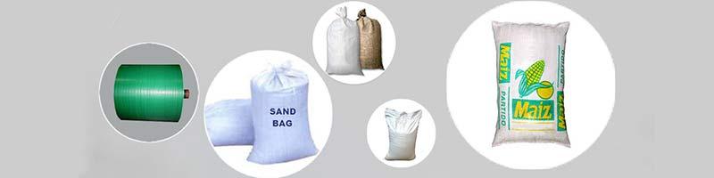 Polypropylene Woven Sacks / Bags
