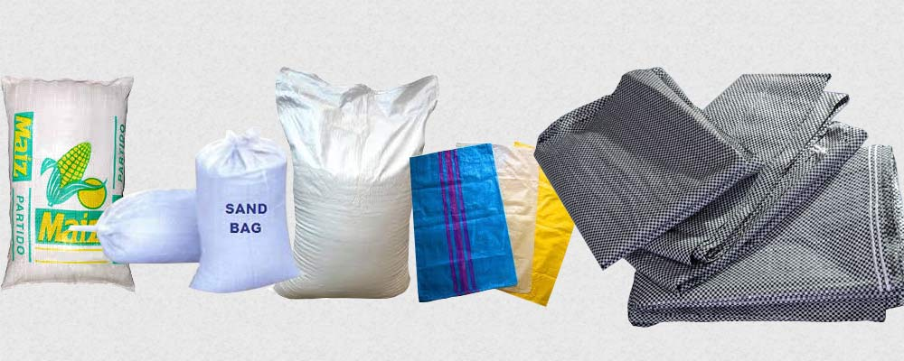 PP Woven Sacks / Bags Manufacturers